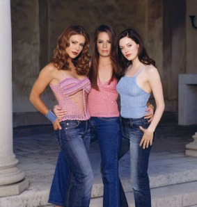 Embrujadas (Charmed). Season 04 - Promotion Pictures