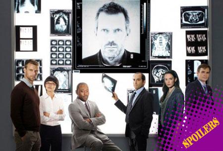 House. Elenco de la 8ª temporada
