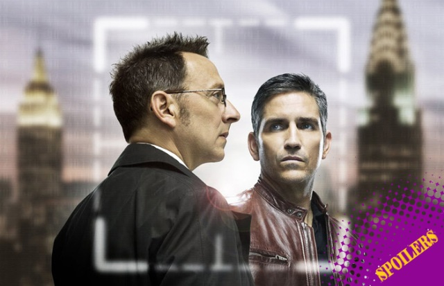 Person of Interest. Imagen Promocional 2011