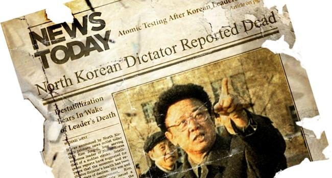 Kim-Jong II en Homefront