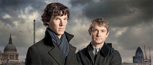 Sherlock. BBC. 2010