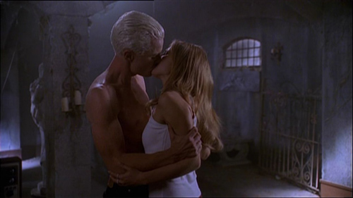 Spuffy. Out of my mind (5x04)