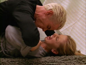 Spuffy. Seeing red (6x19)