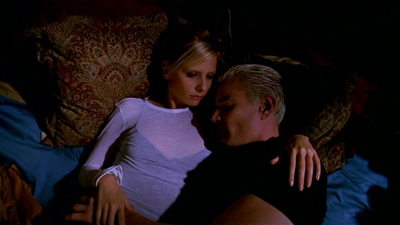 Spuffy. Touched (7x20)
