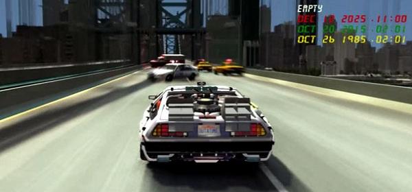 GTA IV Regreso al futuro