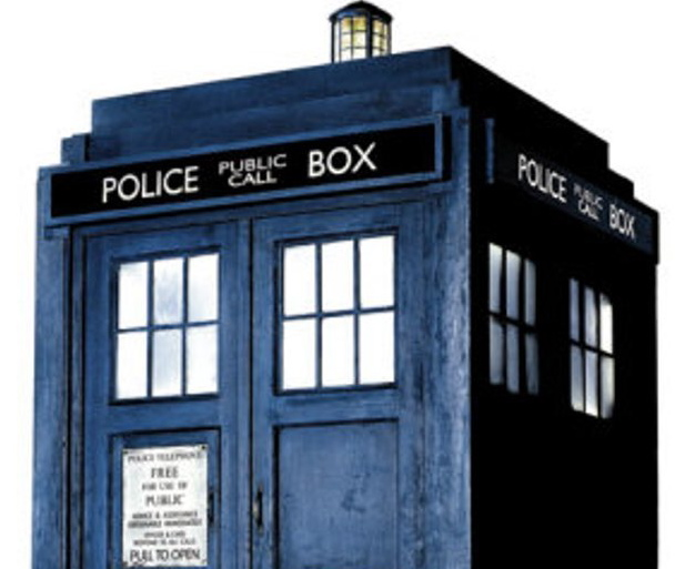 Dcotor-Who-the-tardis