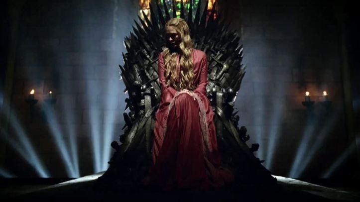 Game of thrones-juego de tronos-Cersei