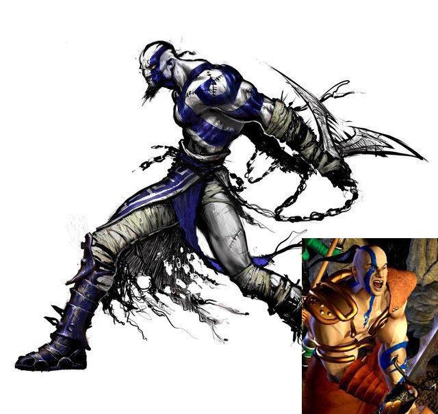 kratos-azul