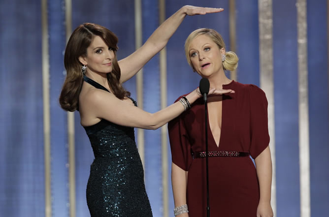 Tina-Fey-Amy-Poehler-presentadoras-gala-Globos-Oro