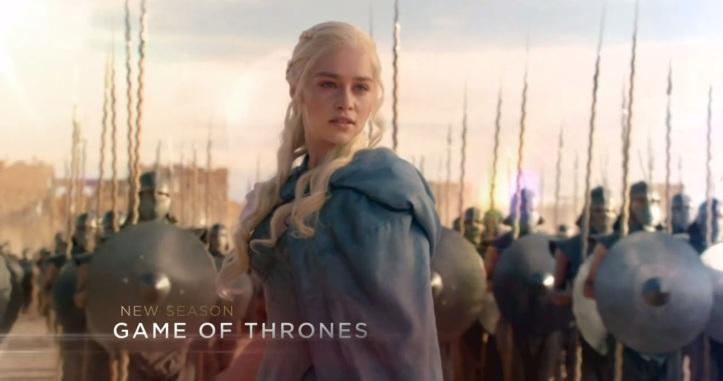 Daenerys Targaryen-Juego de Tronos-Tercera temporada