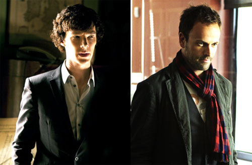 Benedict Cumberbatch - Johnny Lee Miller