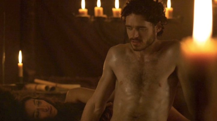 richard madden shirtless game of thrones