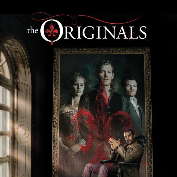 La CW muestra sus cartas: Los póster de The Originals ...