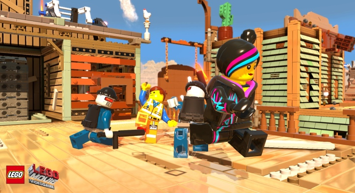 La LEGO película