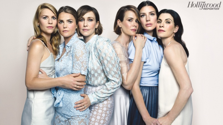 Drama Actress Roundtable THR