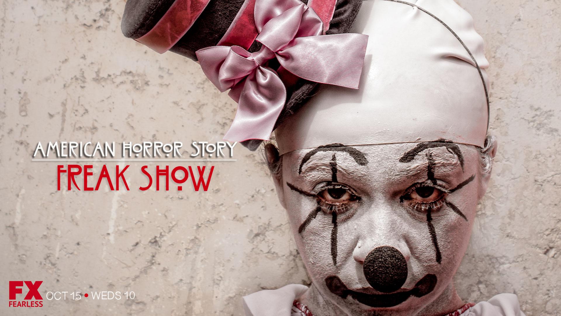 Los Payasos Se Enfadan Con American Horror Story Freak