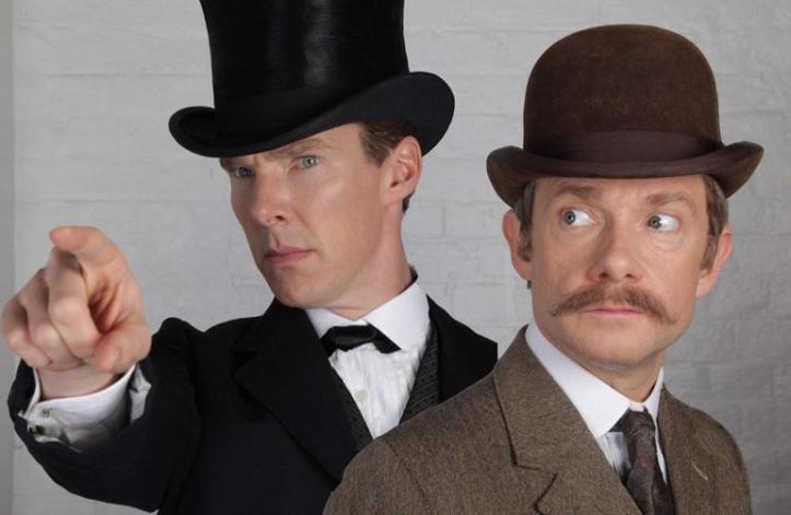 Sherlock especial victoriano