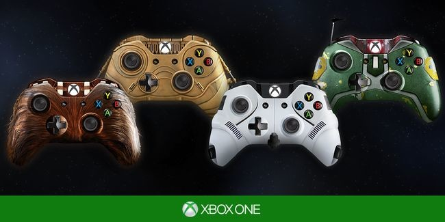 Mandos Xbox One Star Wars