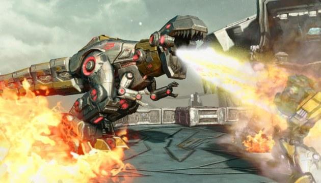 Dinobot-Grimlock