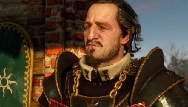 Bronn The Witcher 3