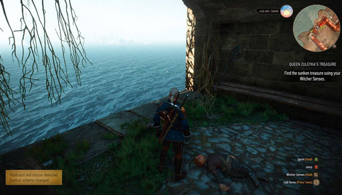 Tyrion en The Witcher 3