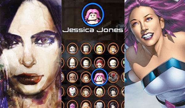 Lego Jessica Jones