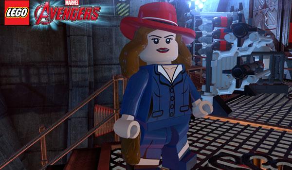 LEGO Marvel Vengadores Agente Carter
