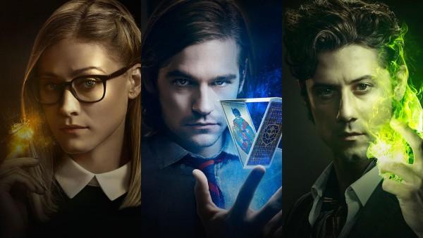 The magicians protagonistas