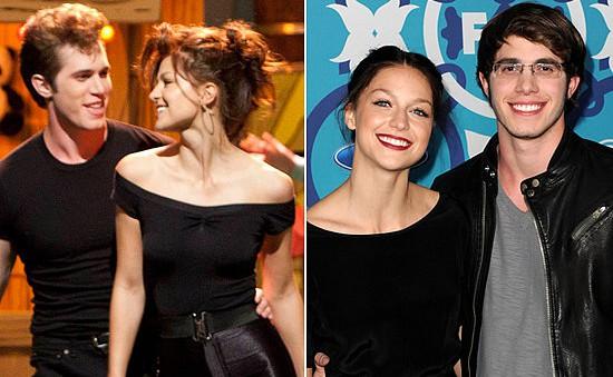 Melissa-Benoist-Blake-Jenner