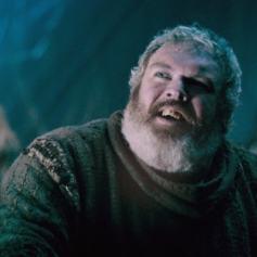 Sujetaste esa puerta como un campeón Willys, protegiste a Bran... ¿Qué? No estamos llorando, sólo se nos ha metido algo en el ojo. ¿¡Vale!?
