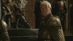 Era descorazonador ver a Sir Barristan luchando mano a mano con Gusano Gris en una batalla que sabía que iba a perder.