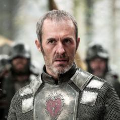 Hubiera sido un buen rey y nos hubiera dado pena verle morir a manos de Brienne ... si no le hubiera parecido perfectamente bien que quemaran viva a su hija.