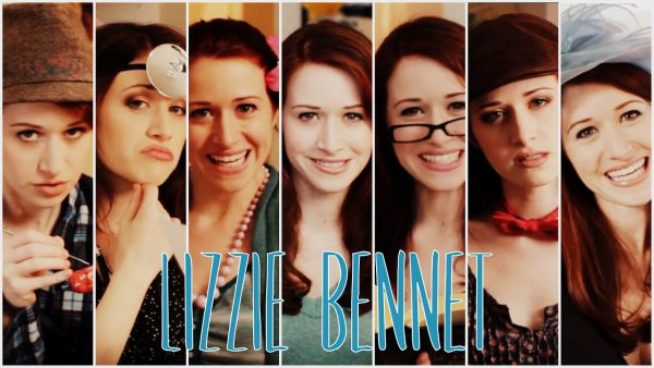 The Lizzie Bennet Diaries (2013)