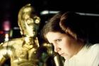 El papel de la princesa Leia marcó su carrera y su vida