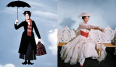Ya sea con un funcional abrigo azul en el mundo real o con un fantástico vestido blanco en el mundo de fantasía Mary Poppins era prácticamente perfecta en todo. Hasta en el vestir.