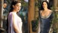 Los encargados de vestuario de El Señor de los Anillos crearon para la elfa unas túnicas tan etéreas como la propia Liv : gasas, terciopelo, colores claros. Que Aragorn no tenía otra que enamorarse de ella.