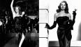 Rita Hayworth se quitó un guante y medio mundo se enamoró de esa mujer fatal de voz profunda. El vestido que llevaba Gilda lo diseñó Jean Louis que colaboraría con Rita en un total de 9 películas.