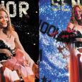 Como recordamos la mayoría este precioso y sencillo vestido es empapado de sangre mientras Carrie se deja llevar por su - más que justa, que queréis que os digamos- venganza.