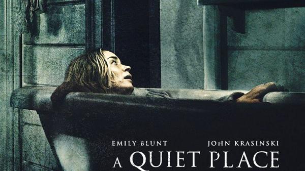 A quiet place poster un lugar tranquilo