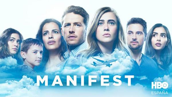Poster de la serie Manifest que se puede ver en HBO ESPAÑA