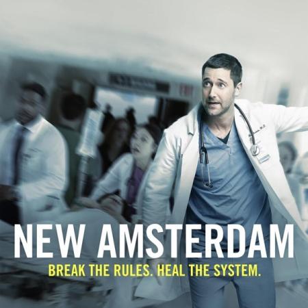 Poster de la serie New Amsterdam