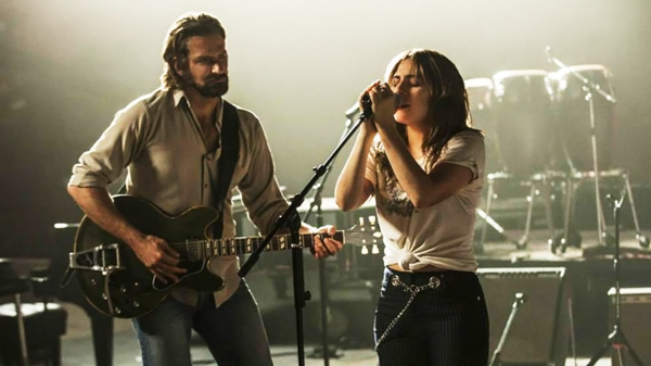 Bradley Cooper y Lady Gaga en Ha nacido una estrella - A Star Is Born
