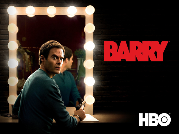 Bill Hader es Barry en la serie de la HBO Barry
