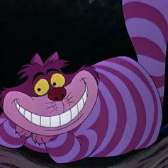 El Gato de Cheshire - Alicia en el País de las Maravillas