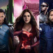 Puede que la que más llame la atención sea la serie de Loki, por lo queridos que son entre los fans tanto el personaje como Tom Hiddleston. Pero para eso tendremos que esperar un poco más, hasta 2021, aún así, la lista es tan grande como alto es Thanos: Los primeros en llegar serán 'Falcon y Soldado de Invierno' con Anthony Mackie y Sebastian Stan.
