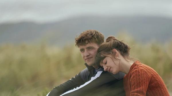 Connell y Marianne en Normal People