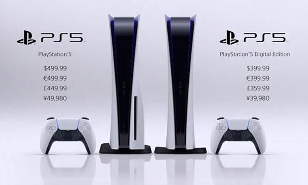 PlayStation 5 Precio Ediciones