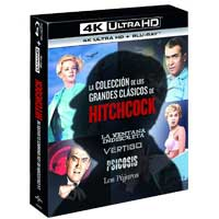 Pack Grandes clásicos de Hitchcock