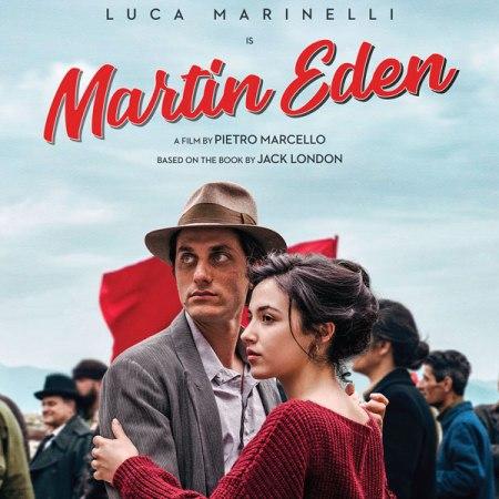 Cartel de Martin Eden